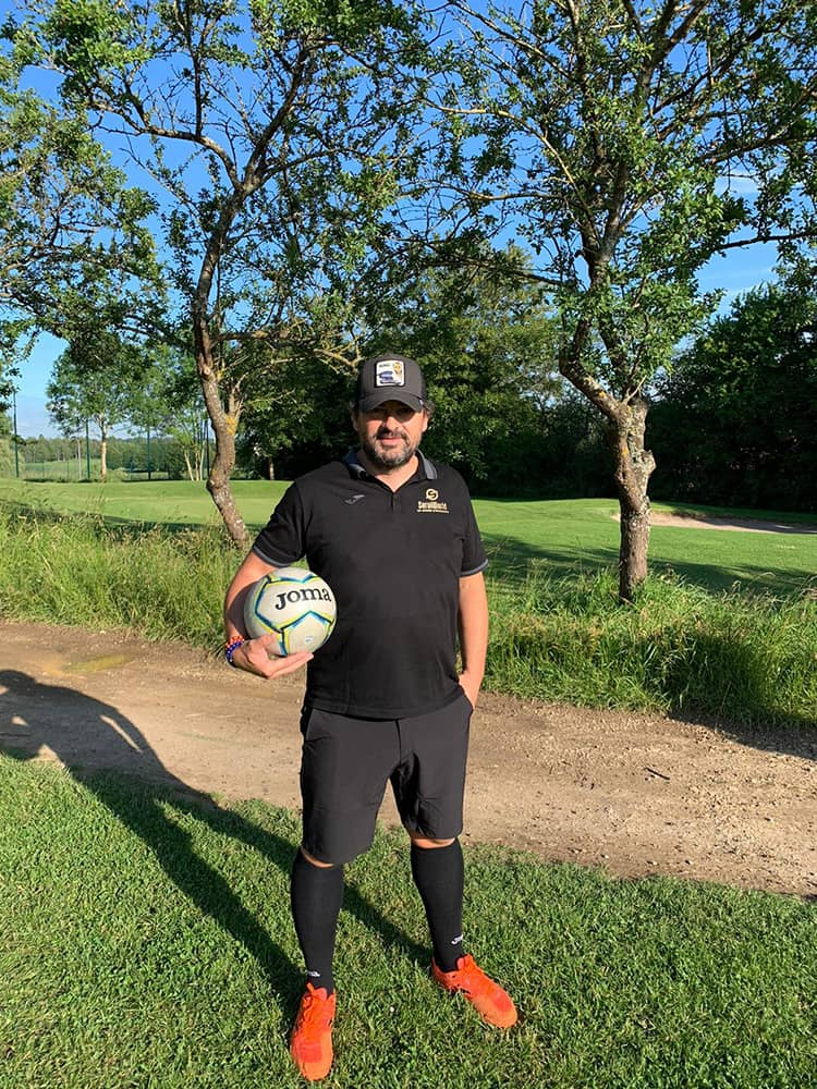 Footgolf Metz